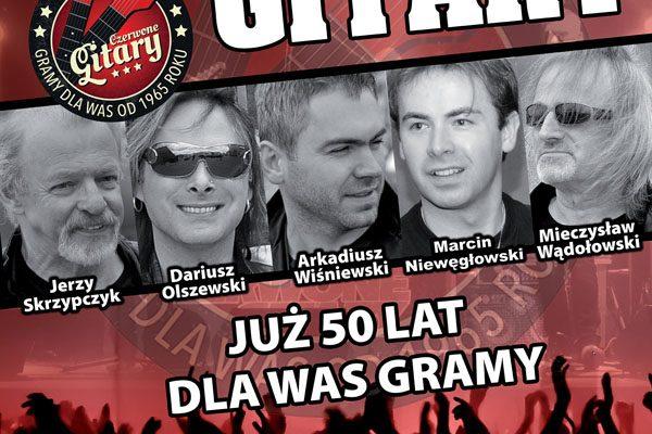 Idziemy na koncert Zespołu Czerwone Gitary