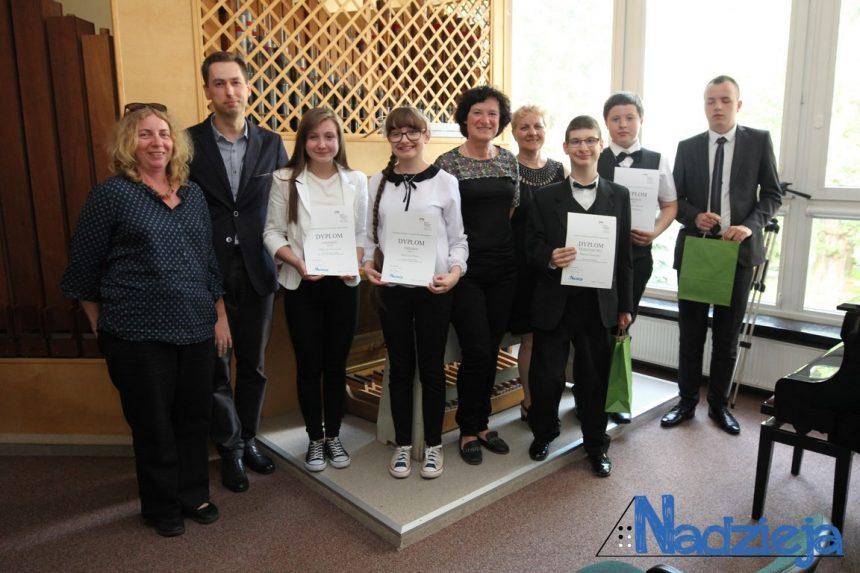 I Międzyszkolny Konkurs Organowy