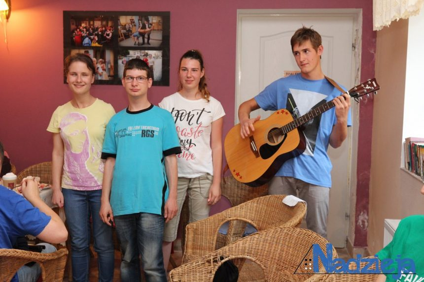 Młode talenty czyli obozu dzień dziesiąty
